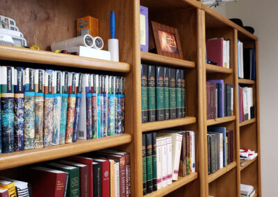 Zion Lutheran Church Library