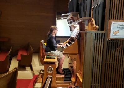 Zion Lutheran Church Organist