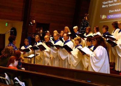 Zion Lutheran Church Chorus