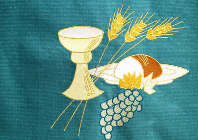 Zion Lutheran Church Embroidered Emblem