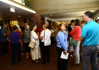 Zion Lutheran Church Fellowship Hall