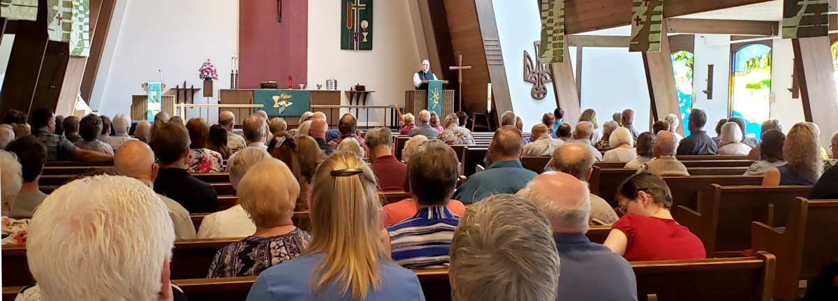 Zion Lutheran Church Service