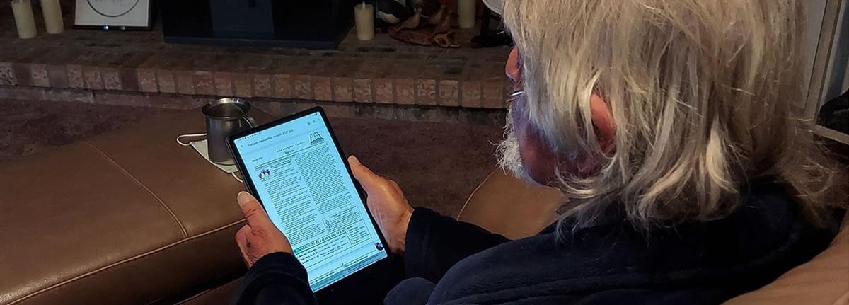Zion Lutheran Church - Reading Horizon Newsletter